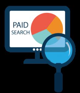 paid search logo