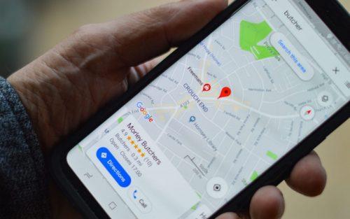MDM Unsplash Google Maps